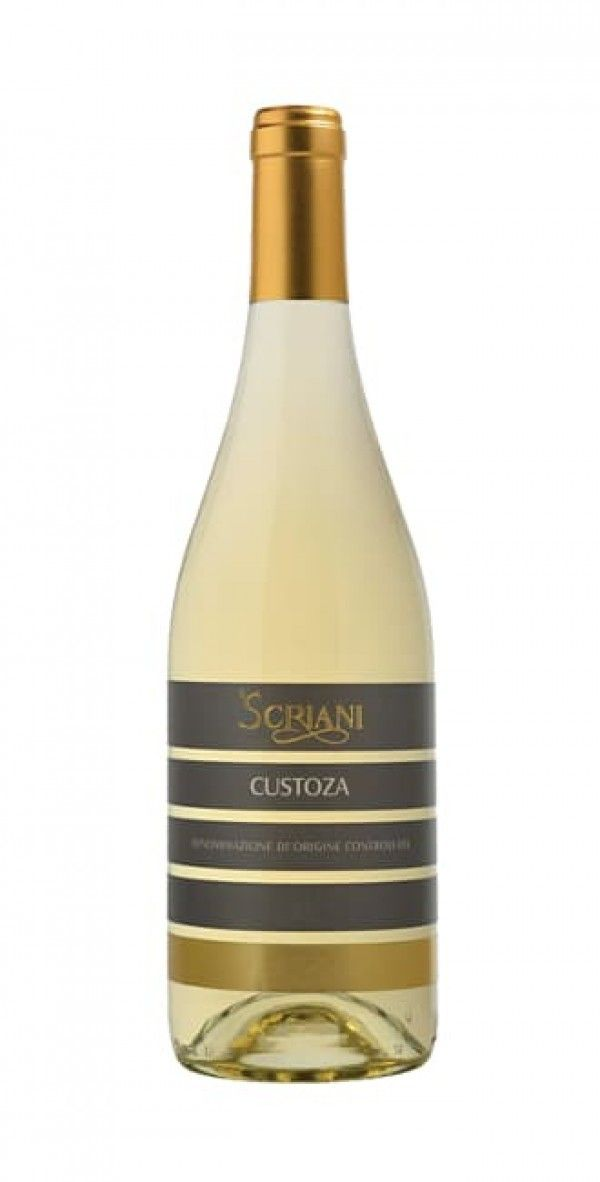 SCRIANI - CUSTOZA DOC 2018 - CL. 75