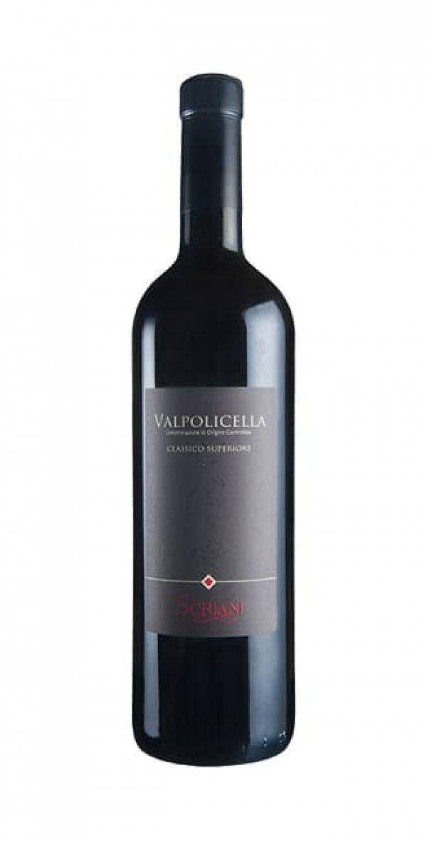 SCRIANI - VALPOLICELLA CLASSICO SUPERIORE DOC 2015 MAGNUM LT 1,5