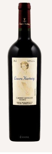 LAURA HARTWIG - LAURA HARTWIG RESERVADO CABERNET SAUVIGNON - CL. 75