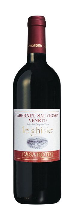 CASAROTTO VINI - CABERNET SAUVIGNON IGT BARRICATO - CL. 75