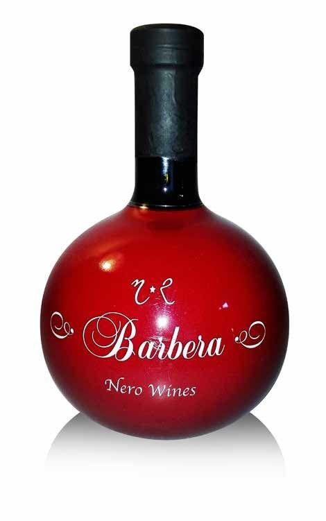 NERO WINES - BARBERA IGT LT 0.75 - BOTTIGLIE 6