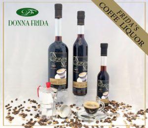 DONNA FRIDA - FRIDA'S COFFE' LIQUORE 500 ML