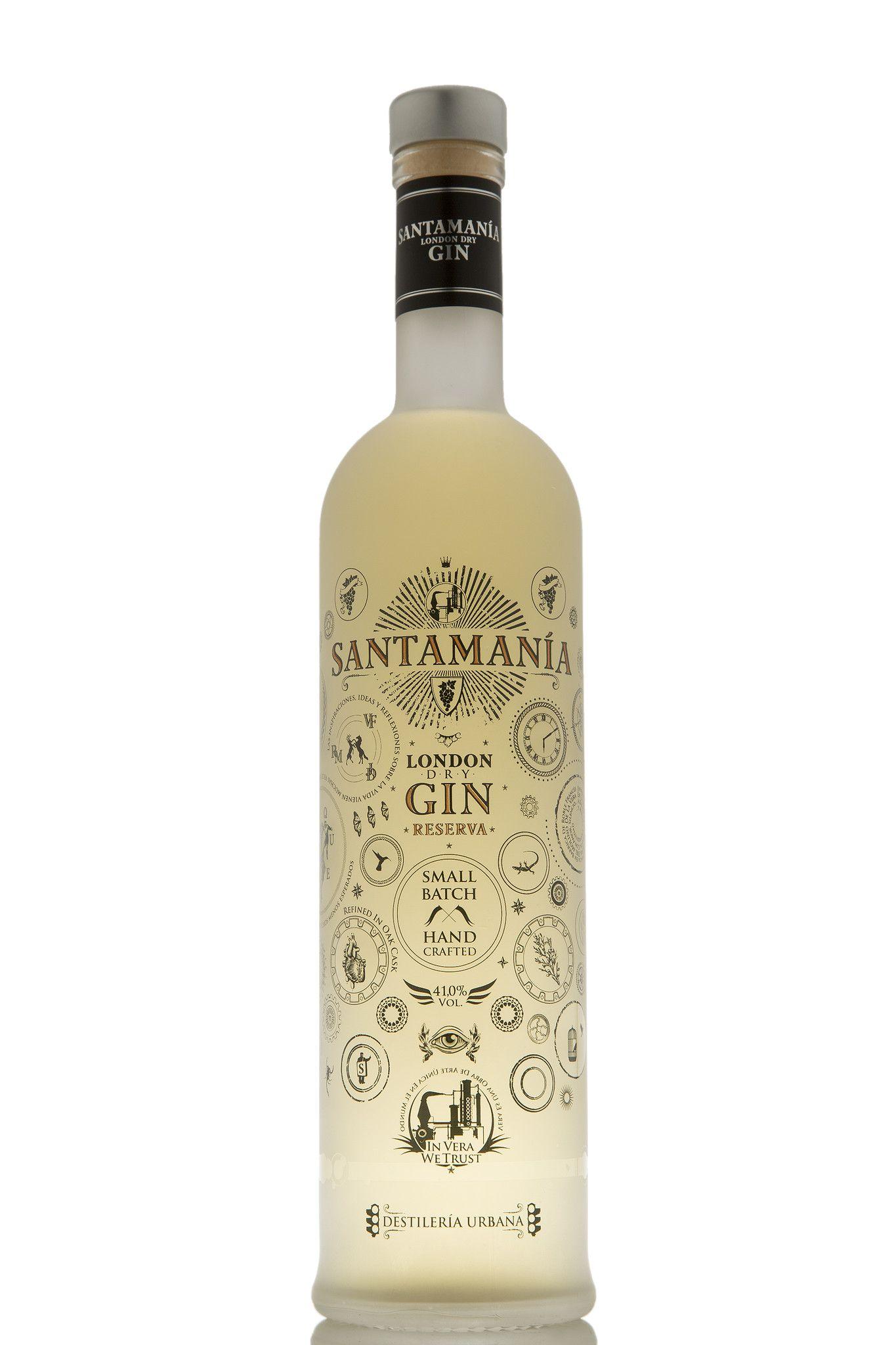 SANTAMANIA - GIN RISERVA LT 0,70