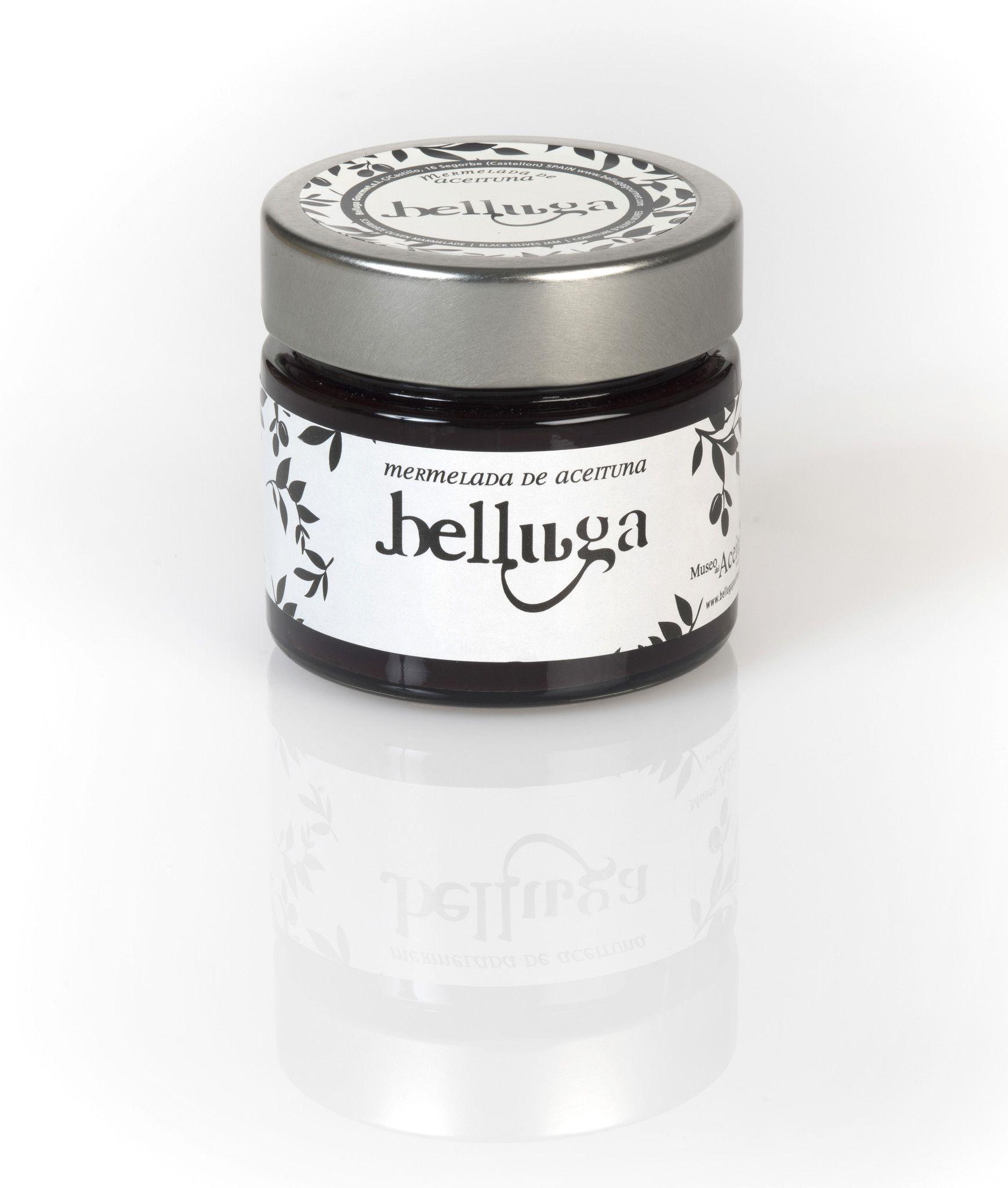 BELLUGA - MARMELLATA DI OLIVE NERE GR. 200