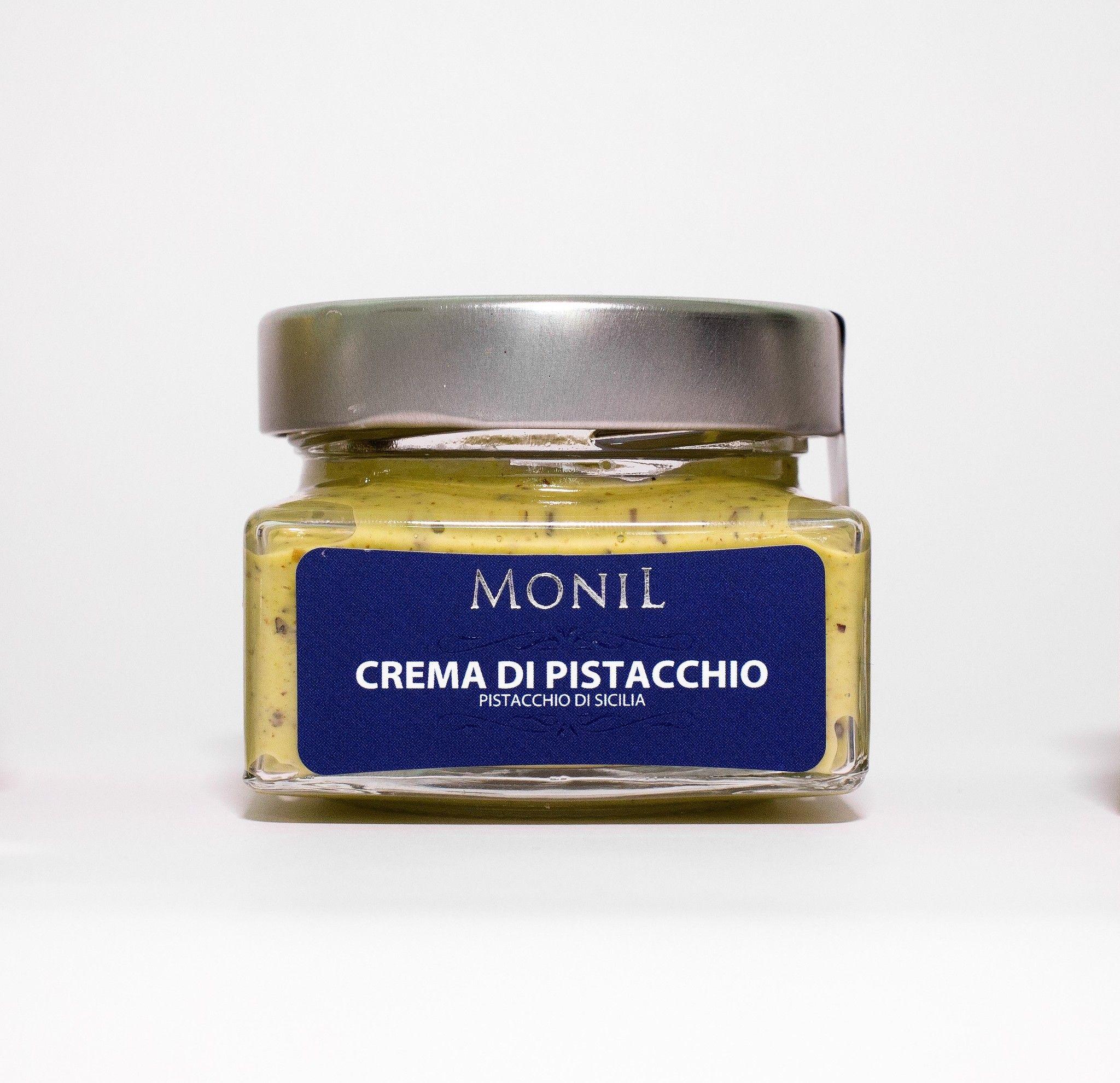 MONIL - CREMA DI PISTACCHIO GR. 120