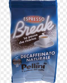 CAFFE' PELLINI ESPRESSO BREAK DECAFFEINATO COMPATIBILI LAVAZZA POINT - CAPSULE 100