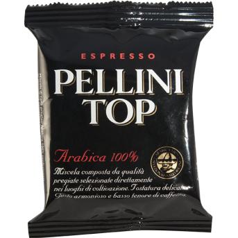 CAFFE' PELLINI TOP ARABICA 100% COMPATIBILI LAVAZZA POINT - CAPSULE 100