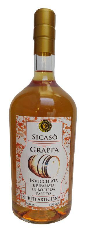 GRAPPERIA ARTIGIANALE ALI' - GRAPPE MISTE - GRUPPO 17 - CL. 70
