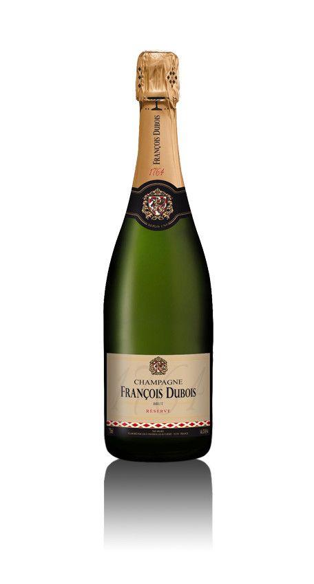 CHAMPAGNE FRANCOIS DUBOIS RESERVE - CL. 75