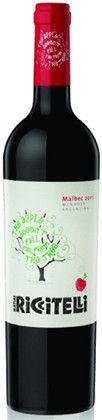 BODEGA MATIAS RICCITELLI - THE APPLE DOESN'T FALL FROM THE TREE MALBEC - CL. 75