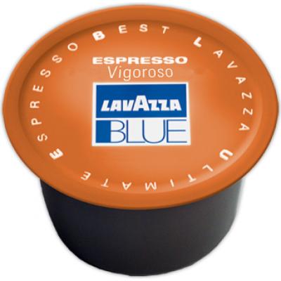 ESPRESSO VIGOROSO LAVAZZA BLUE