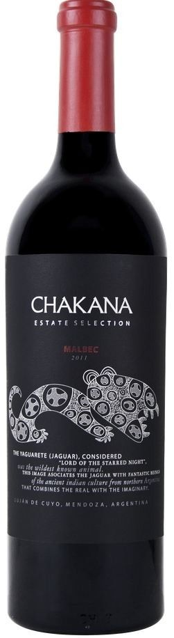 BODEGA CHAKANA - CHAKANA ESTATE SELECTION MALBEC - CL. 75