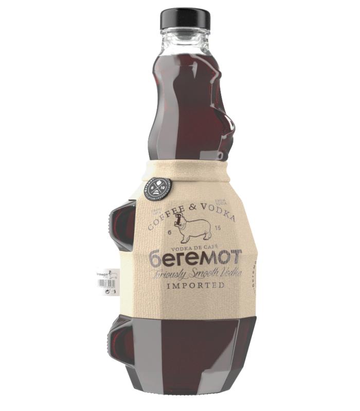 BEREMOT - VODKA CAFFE' LT. 0,70 - BOTTIGLIE 6