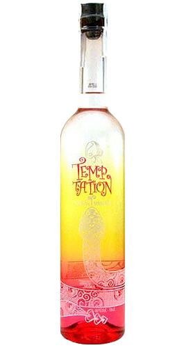 TEMPTATION VODKA DE MAZANA LT. 0,70