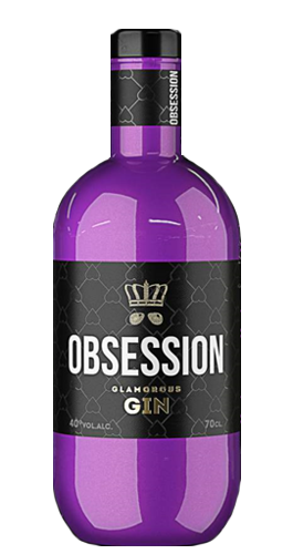 GIN OBSESSION - LT. 0,70