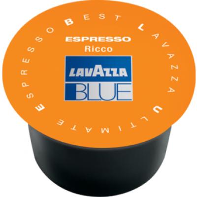 ESPRESSO RICCO LAVAZZA BLUE