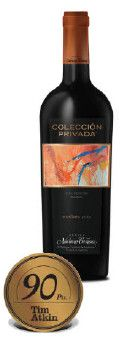 BODEGA NAVARRO CORREAS - COLECCION PRIVADA MALBEC 2019 - CL. 75