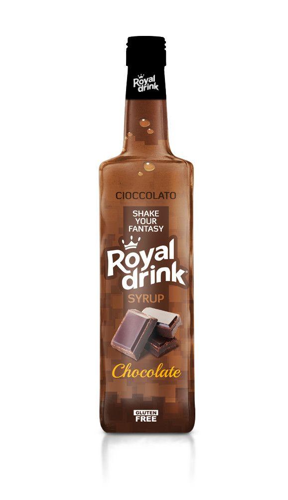 ROYAL DRINK - SCIROPPO SPECIAL PER COCKTAILS  KG. 1
