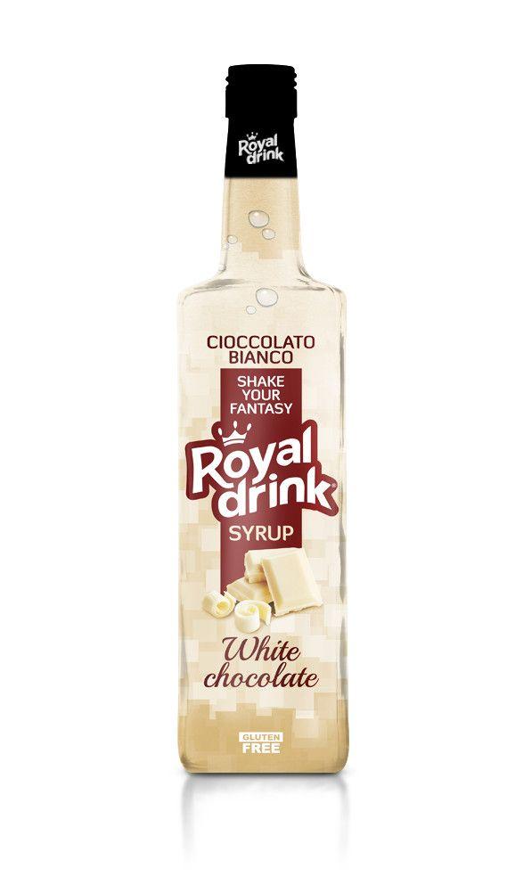 ROYAL DRINK - SCIROPPI SPECIAL PER COCKTAILS & GRANITE - KG. 1
