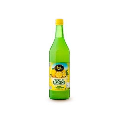 ROYAL DRINK - SUCCO DI LIMONE NATURALE 100% LT. 1