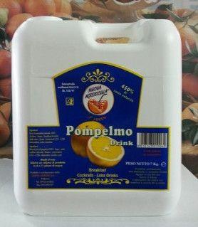 ROYAL DRINK - SUCCHI CONCENTRATI PER BREAKFAST  - TANICA KG. 7