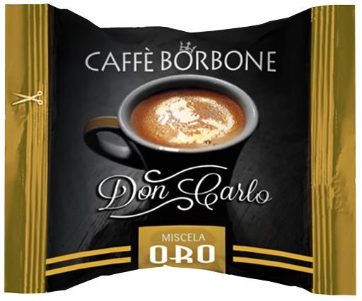 CAFFE' BORBONE MISCELA ORO COMPATIBILI LAVAZZA A MODO MIO - CAPSULE 100