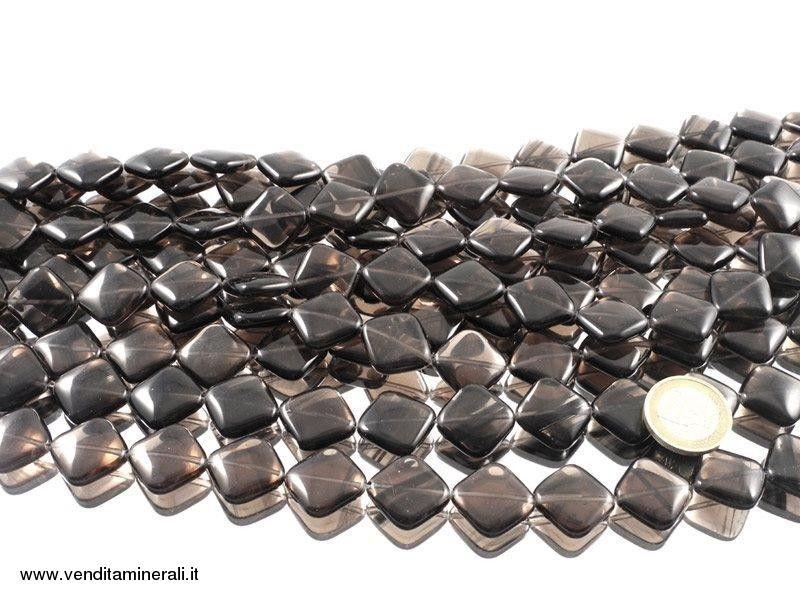 Filo di catena in ossidiana lamellare