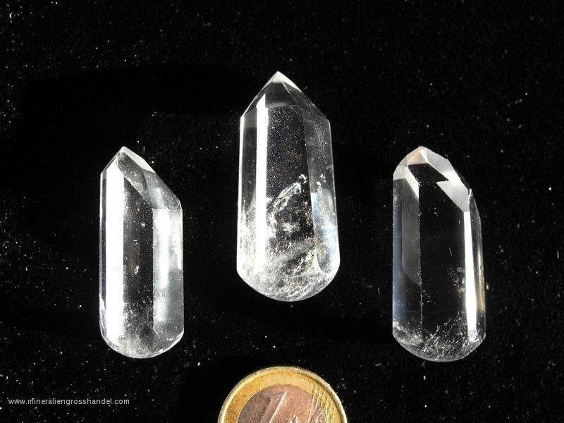 Mini cristalli di rocca per massaggi
