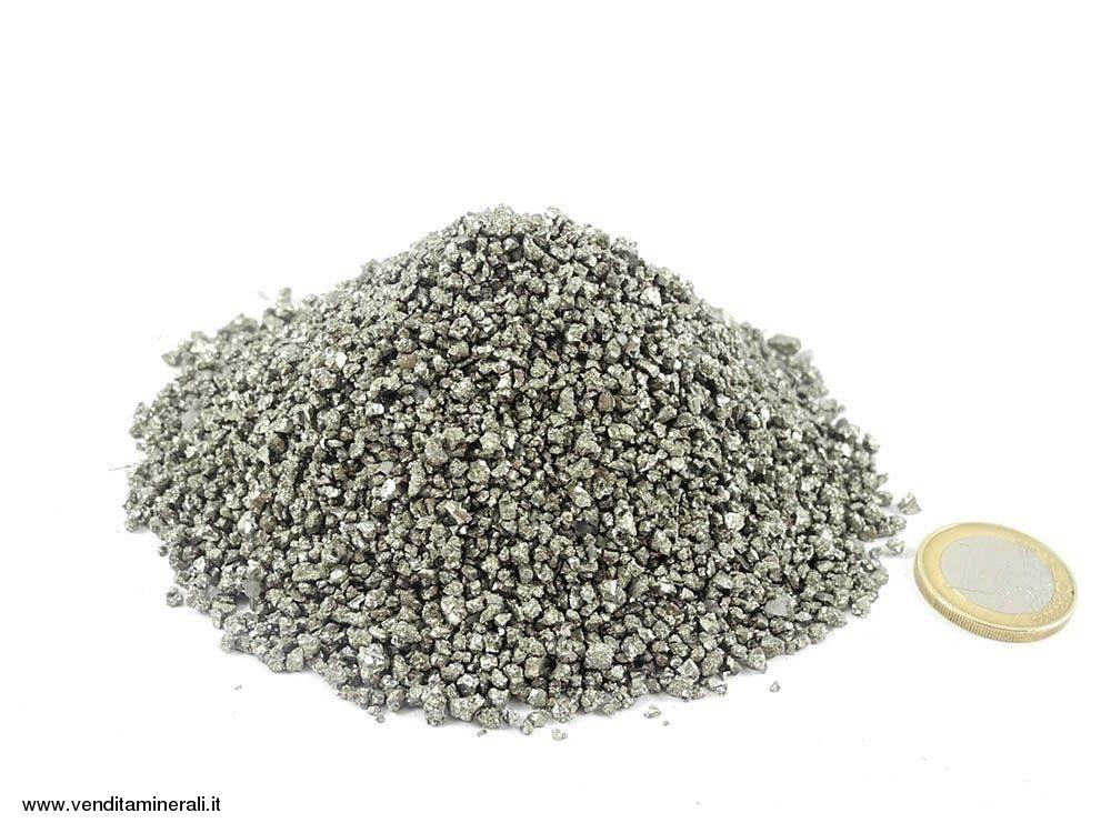 Pirite sabbia fine - 1 kg