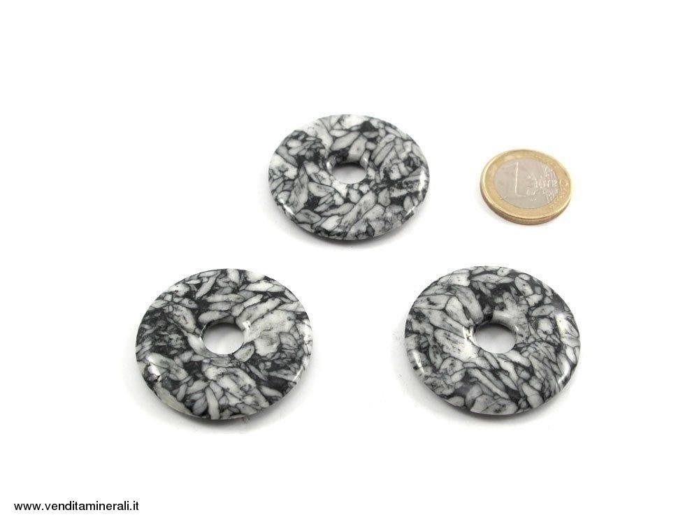 Pinolite a forma di ciambella - 40 mm