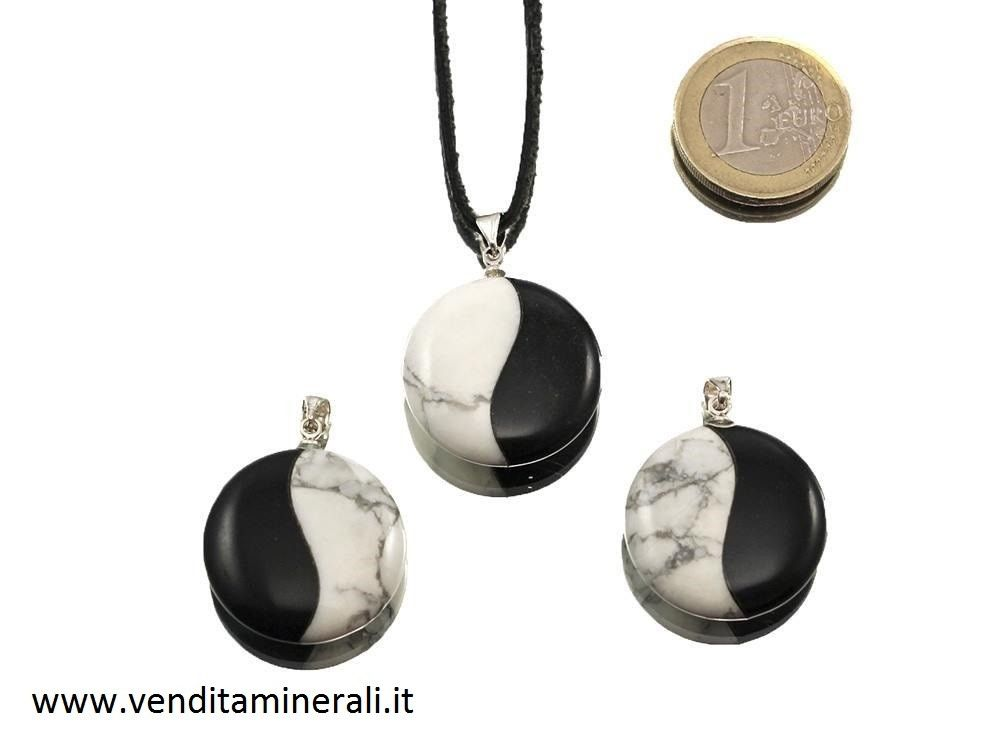 Ciondolo Yin e Yang