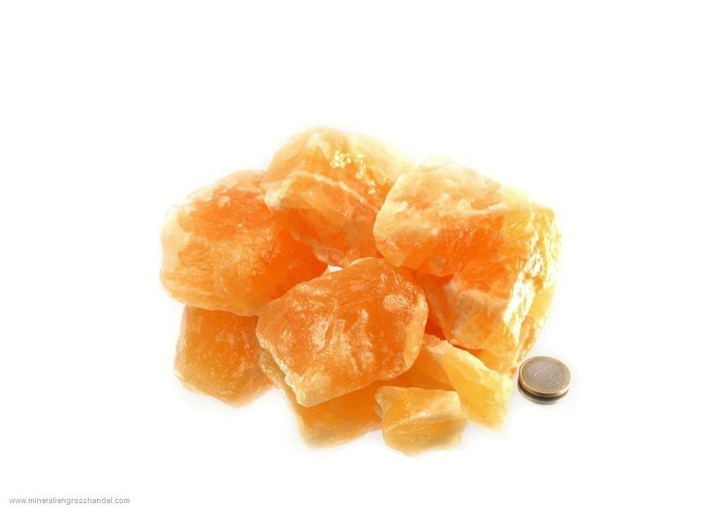 Calcite arancio - 1 kg