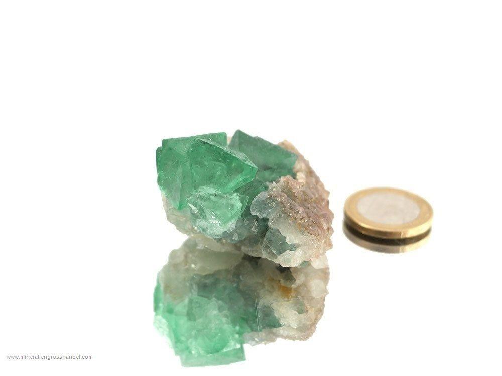 Fluorite - fase del collettore