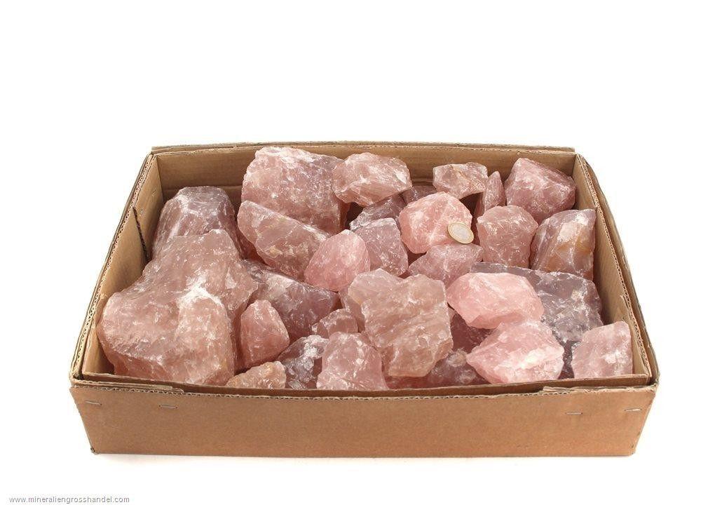 Pietre preziose al quarzo rosa