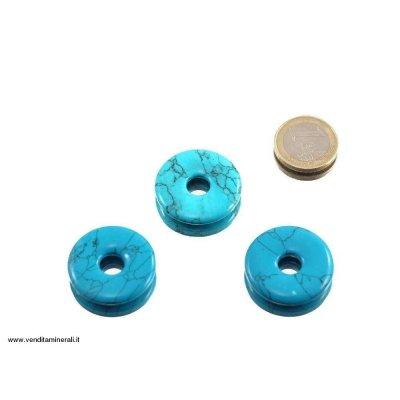 Turchesi a forma di ciambella - 30 mm