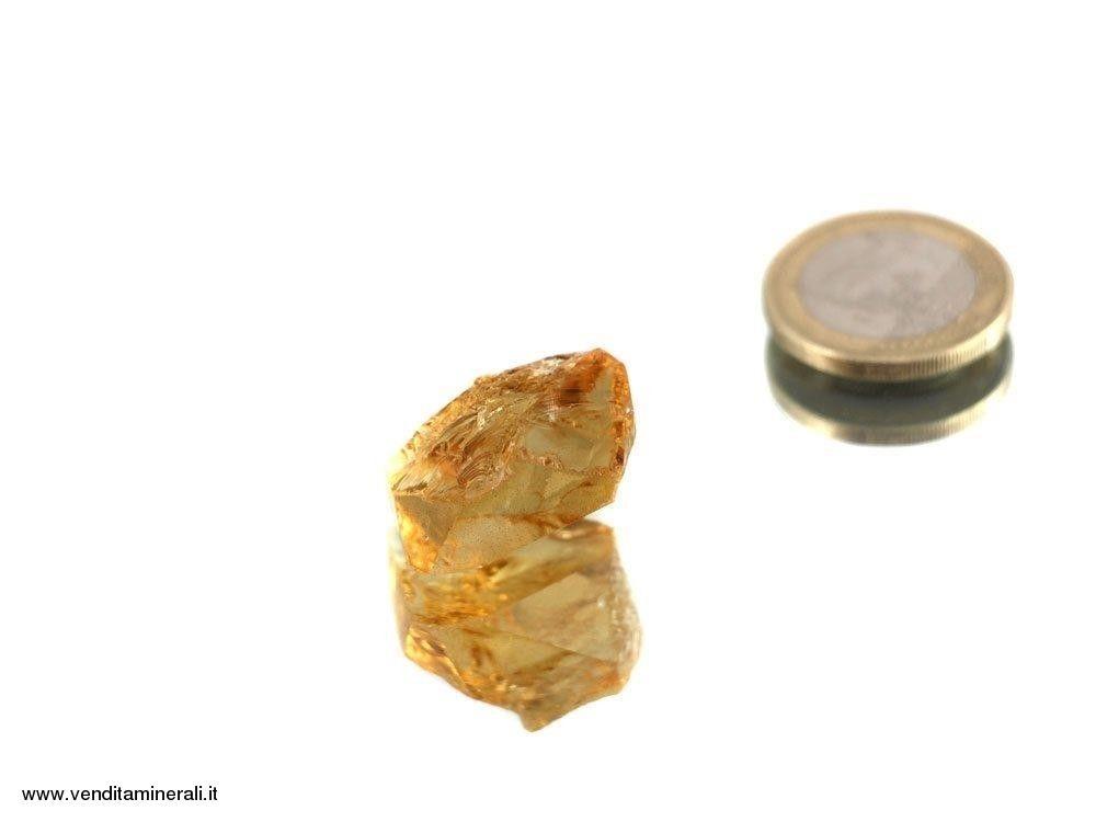 Quarzo di citrino grezzo C2