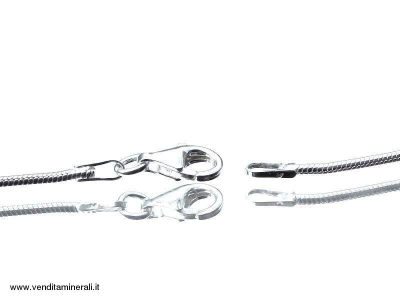 Collana in argento 925 - 45 cm