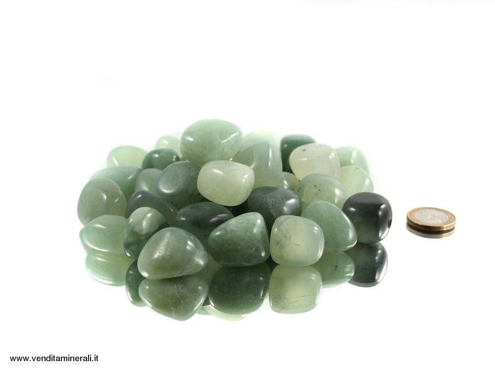 Ciottoli di 'China Jade' - 0,5 kg