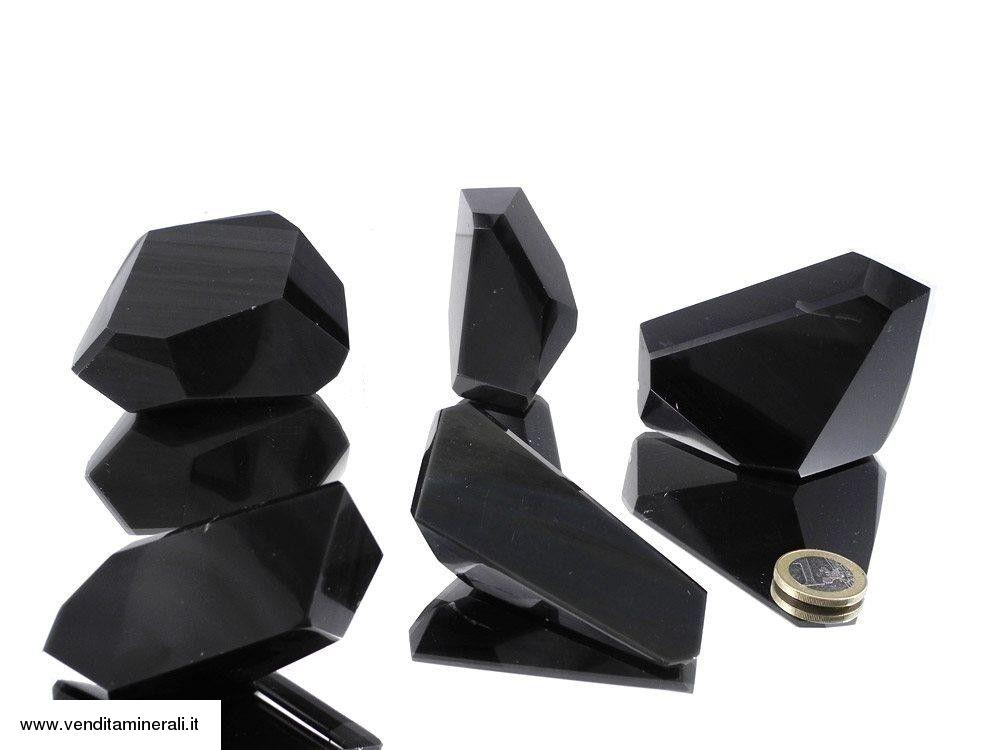 Arcobaleno Ossidiana Freeforms 0,5 kg