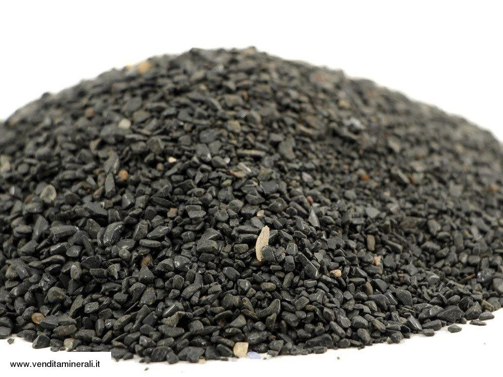 Tormalina nera - micro TS - 0,5 kg