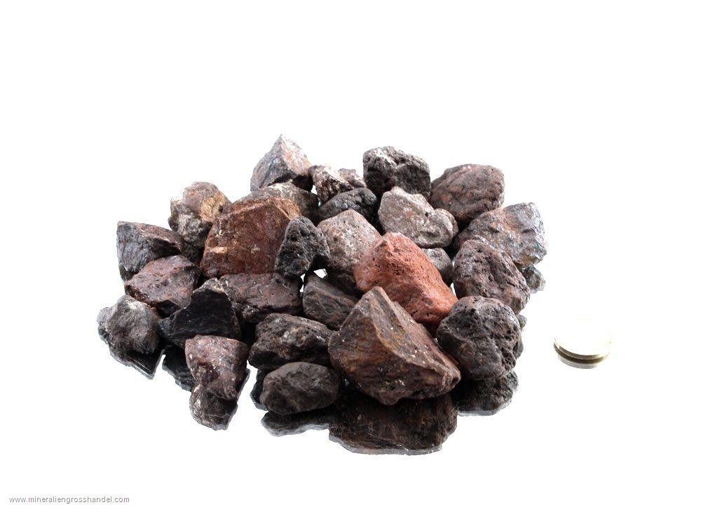 Pietre grezze di magnetite - 1 kg