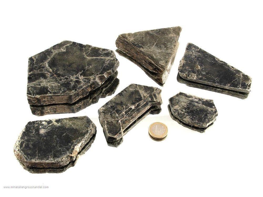 Flogopite - piastre di cristallo di mica 0,5 kg