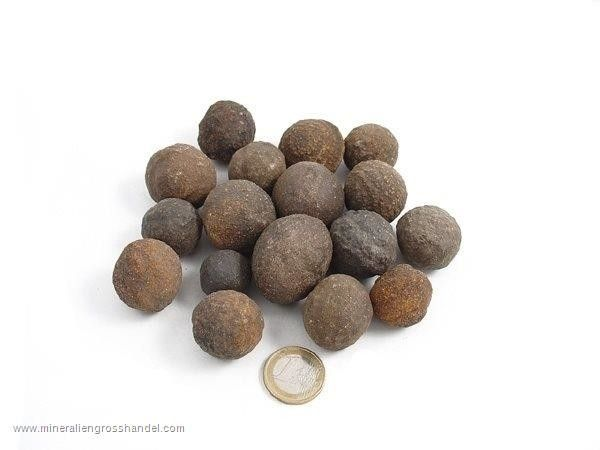 Moqui Marbles, pietre dello Sciamano - 0,5 kg