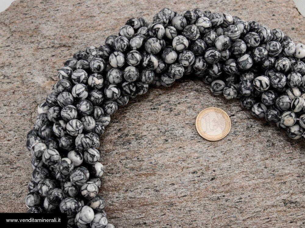 Filo catena a sfera da 10 mm di Pinolite