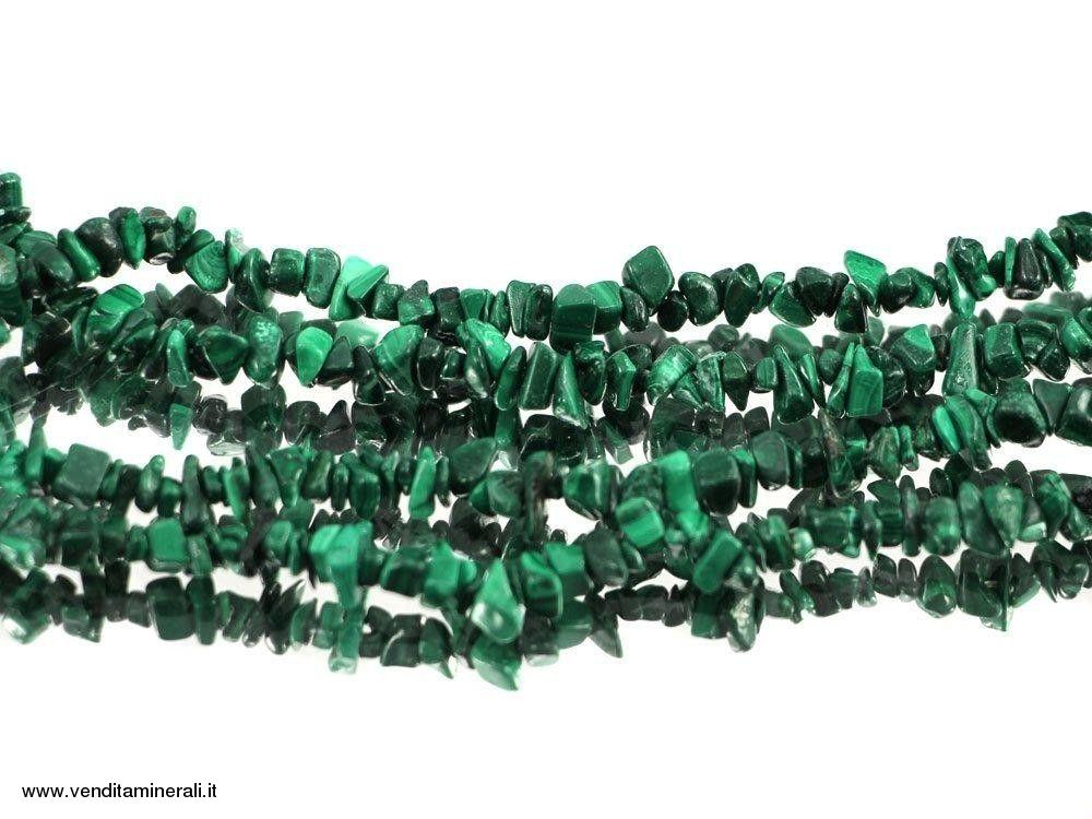 Lunga Catenina di Malachite