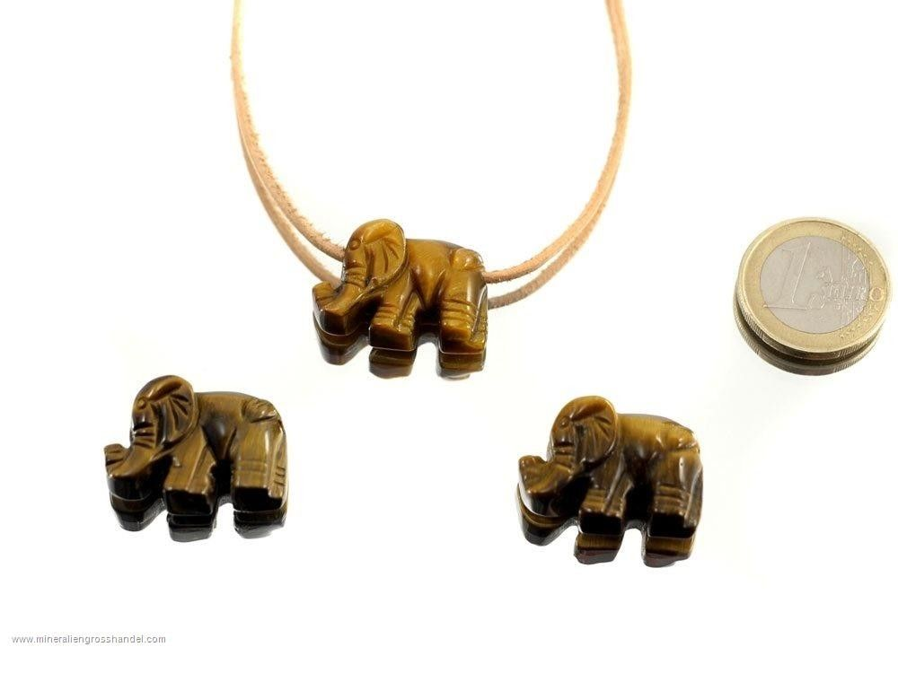 Trailer di occhio di tigre e di elefante