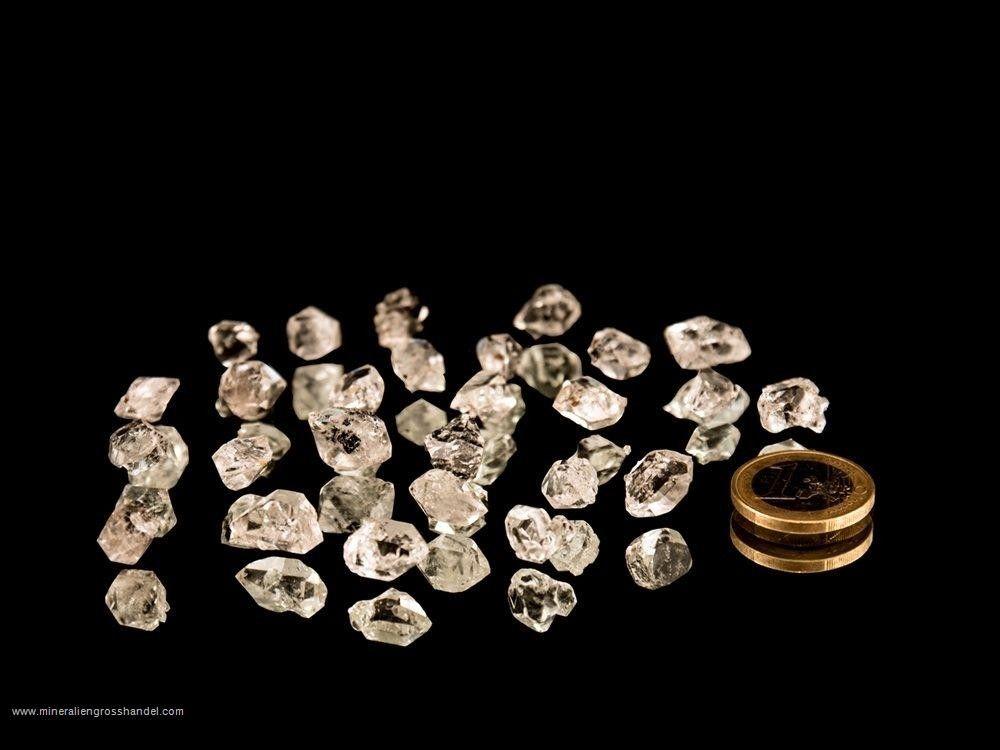 Diamante Herkimer lotto 25