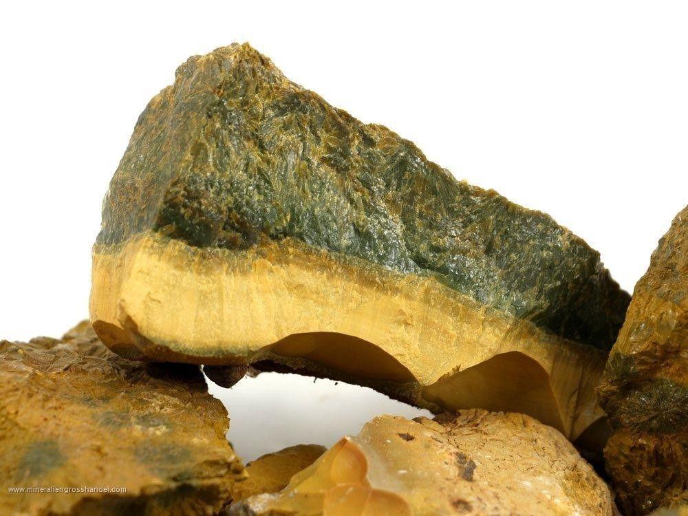 Pietre grezze di calcedonio oceanico - 1 kg