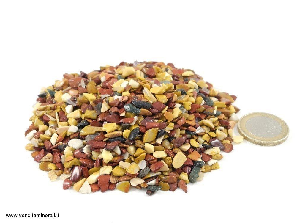 Mookait - micro pietre burattate 0,5 kg