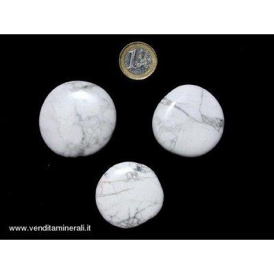 Pietra tascabile di magnesite - 1 pezzo